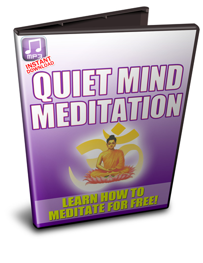 A FREE Guided Meditation on MP3 Audio that will help you to quiet your mind and ignite your manifesting abilities!