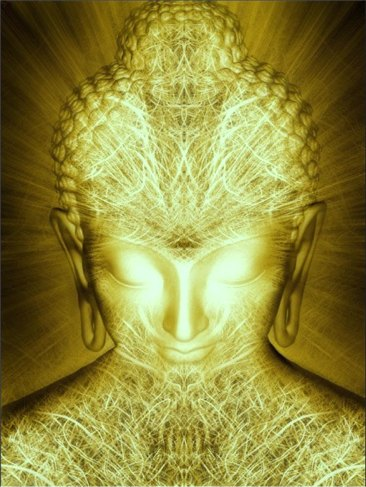 Amazing Kundalini Buddha on EnlightenedBeings.com by Jali Lama