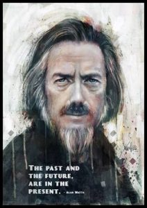 Click here to listen to a short enlightening talk by Alan Watts